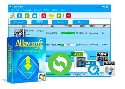 Кейген на Video Downloader Converter 3.xx (Allavsoft)