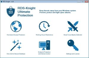 RDS-Knight Ultimate Protection