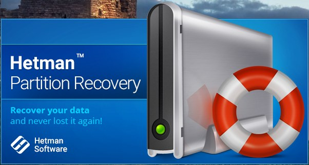 Hetman Partition Recovery 4.0